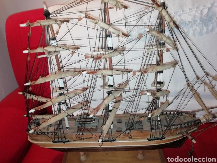 Maquetas: Barco Cutty Sark Clipper Ship 1869. - Foto 3 - 159872105