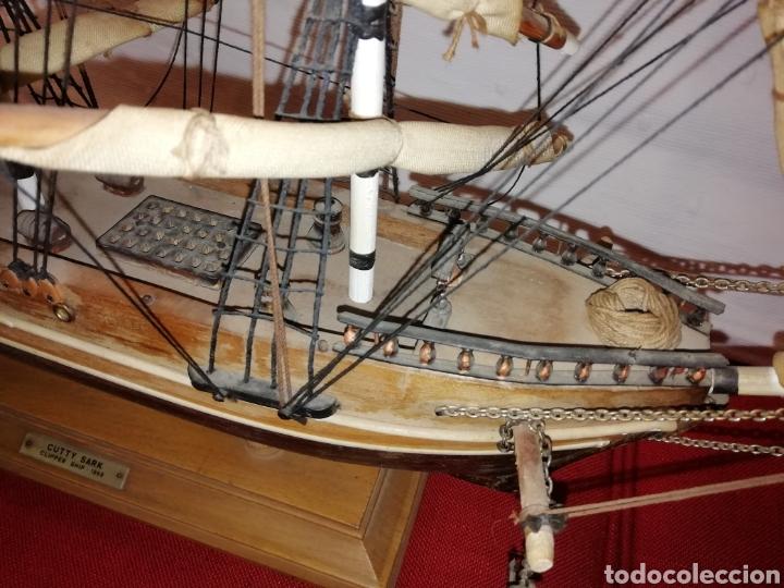 Maquetas: Barco Cutty Sark Clipper Ship 1869. - Foto 6 - 159872105