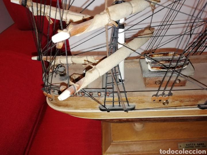Maquetas: Barco Cutty Sark Clipper Ship 1869. - Foto 8 - 159872105