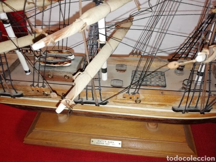 Maquetas: Barco Cutty Sark Clipper Ship 1869. - Foto 7 - 159872105