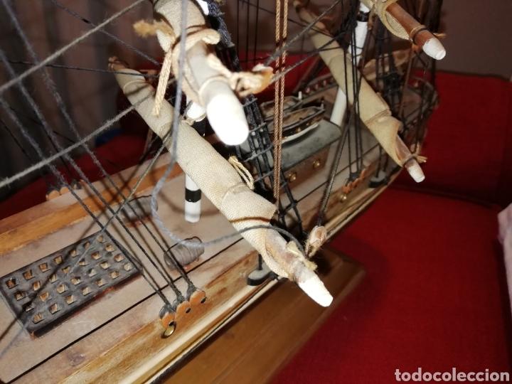 Maquetas: Barco Cutty Sark Clipper Ship 1869. - Foto 11 - 159872105