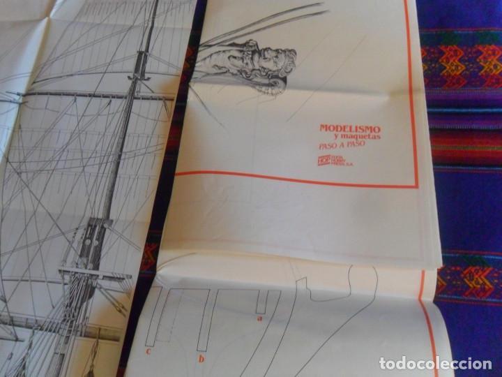Maquetas: VINCENZO LUSCI AÑO 1966, S. FELIPE BAJEL ESPAÑOL DEL 1690. REGALO 4 PLANOS MODELISMO Y MAQUETAS HOP - Foto 12 - 160075918