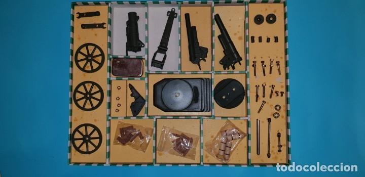 Maquetas: CAJA CAÑON TRANSFORMABLE de DALIA, con sus instrucciones de montaje. - Foto 2 - 160051018