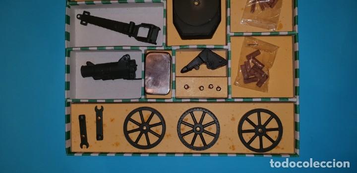 Maquetas: CAJA CAÑON TRANSFORMABLE de DALIA, con sus instrucciones de montaje. - Foto 3 - 160051018