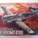 Maquetas: MESSERSCHMITT BF 109D ME 109 D 1/48 ACADEMY. Lote 160481230