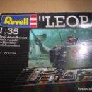 Maquetas: MAQUETA TANQUE MILITAR REVELL ESC. 1/35 LEOPARD 1 A5 REF. 03028. VER FOTOS. Lote 160763082