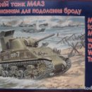 Maquetas: M-4A3 SHERMAN. UM ESCALA 1/72. MODELO NUEVO. Lote 160795254