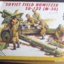 Maquetas: SOVIET FIELD HOWITZER SU-122 ( M – 30 ) ESCALA 1:35 REF 349 ITALERI A ESTRENAR. Lote 160955286
