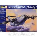 Maquetas: REVELL - AIRBUS A400M GRIZZLY 1/72 04800. Lote 161006274