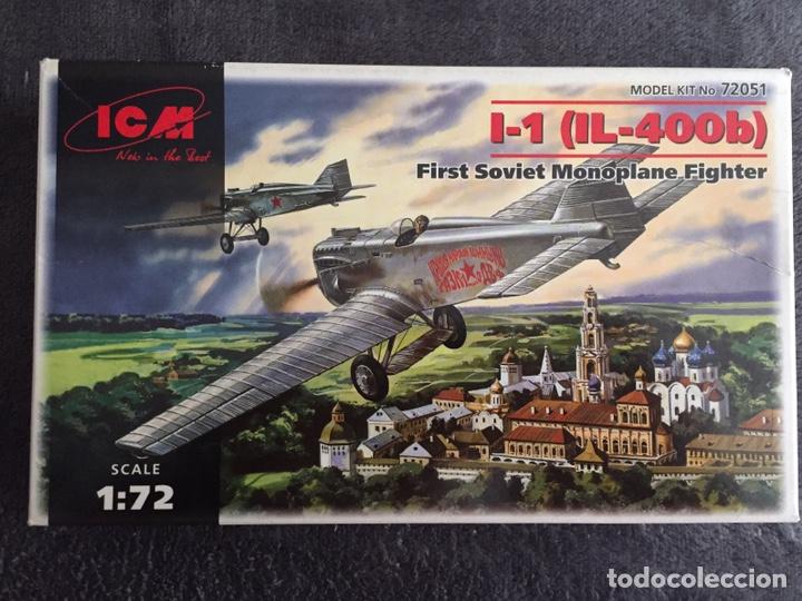 ILYUSHIN IL-400B 1:72 ICM 72051 MAQUETA AVIÓN (Juguetes - Modelismo y Radio Control - Maquetas - Aviones y Helicópteros)