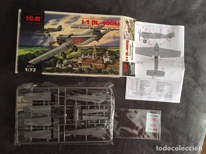 Maquetas: ILYUSHIN IL-400b 1:72 ICM 72051 maqueta avión - Foto 2 - 161024868