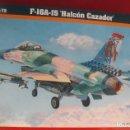 Maquetas: GENERAL DINAMYCS F-16A-15. MASTER HOBBYKITS ESCALA 1/72. MODELO NUEVO. Lote 161103690