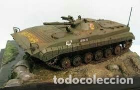 Maquetas: Russian BMP-1U 1:35 LINDBERG 76003 maqueta carro - Foto 7 - 161192776