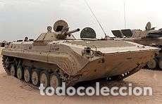 Maquetas: Russian BMP-1U 1:35 LINDBERG 76003 maqueta carro - Foto 8 - 161192776