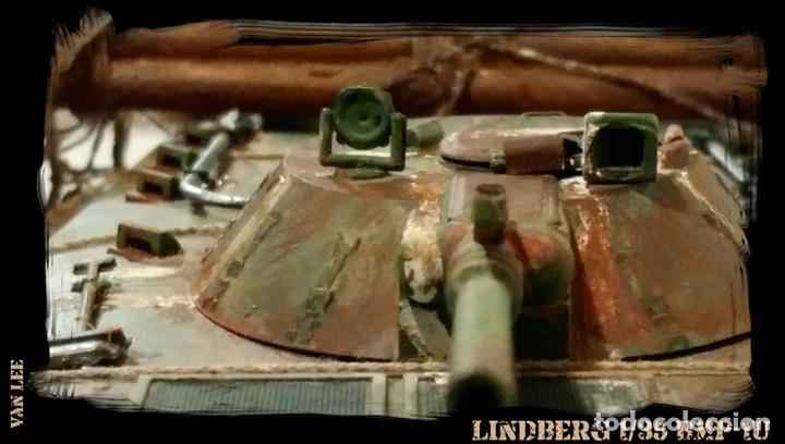 Maquetas: Russian BMP-1U 1:35 LINDBERG 76003 maqueta carro - Foto 9 - 161192776