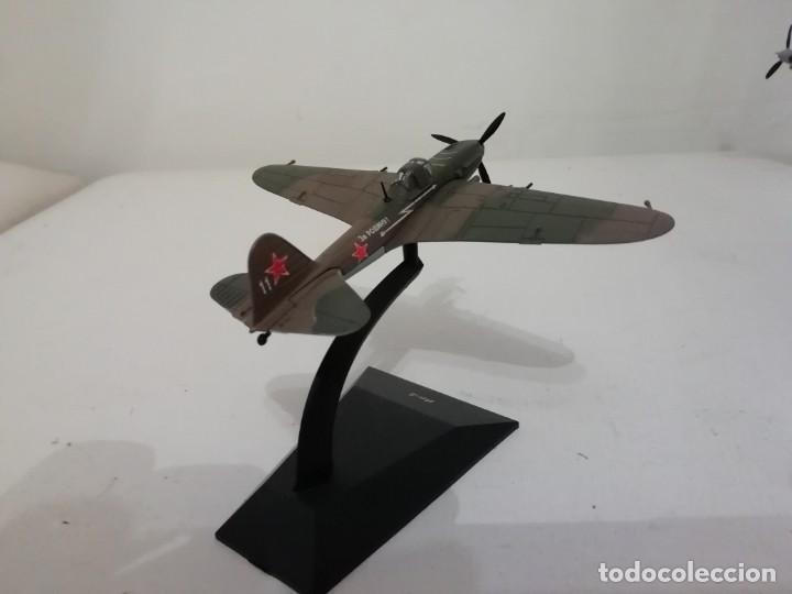 Maquetas: Avión Ruso Caza Ilyushin IL-2 1/120 NUEVO PLANETA AGOSTINI - Foto 2 - 161223162