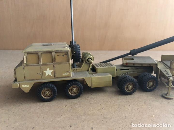 Maquetas: Carro militar años 90 pintado a mano - Foto 3 - 161604229