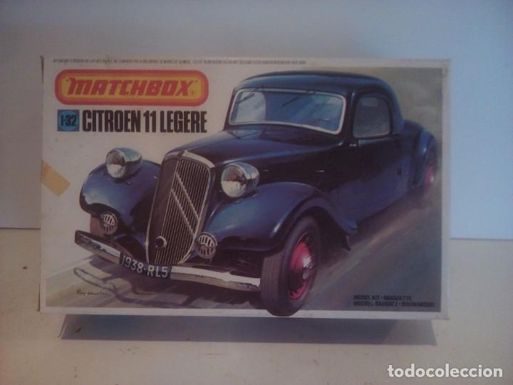 CITROEN DE MATCHBOX 1/32 APTO PARA DIORAMAS WWII 1/35 (Juguetes - Modelismo y Radiocontrol - Maquetas - Militar)