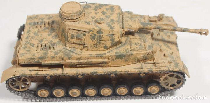 Maquetas: Maqueta carro Panzer IV, 1/35, ¿Italeri?, incompleto, montado y pintado - Foto 2 - 162289954
