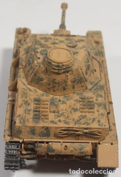Maquetas: Maqueta carro Panzer IV, 1/35, ¿Italeri?, incompleto, montado y pintado - Foto 3 - 162289954