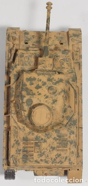 Maquetas: Maqueta carro Panzer IV, 1/35, ¿Italeri?, incompleto - Foto 4 - 162289954