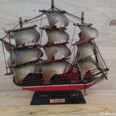 Maquetas: MAQUETA BARCO MADERA CLIPPER 1846 SEA WITCH. Lote 162364266