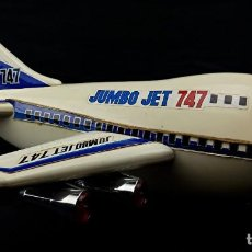 Maquetas: JUMBO JET AEROPLANO 747 GIOCATTOLO. Lote 162381370