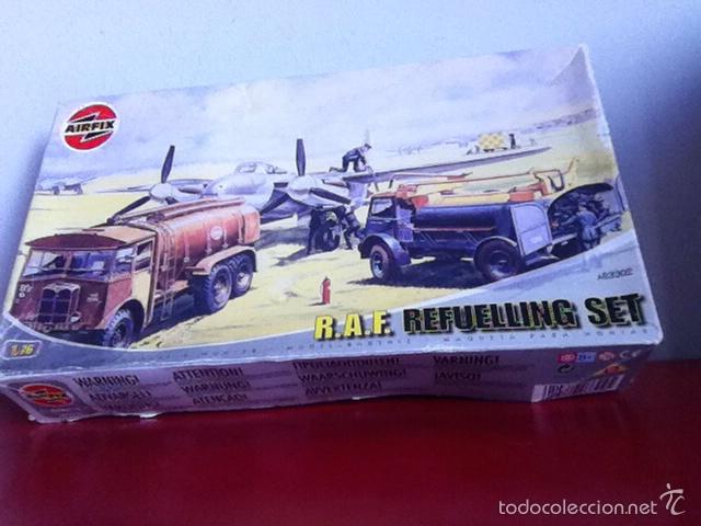 AIRFIX. R.A.F. REABASTECIMIENTO DE COMBUSTIBLE (Juguetes - Modelismo y Radio Control - Maquetas - Aviones y Helicópteros)