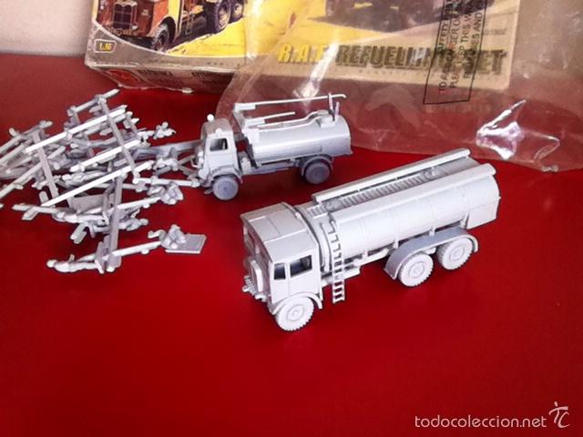 Maquetas: AIRFIX. R.A.F. Reabastecimiento de combustible - Foto 2 - 162455168