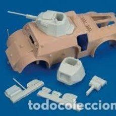Maquetas: ROYAL MODEL - AUTOBLINDA AS 41 TURRET 478 1/35. Lote 163388478