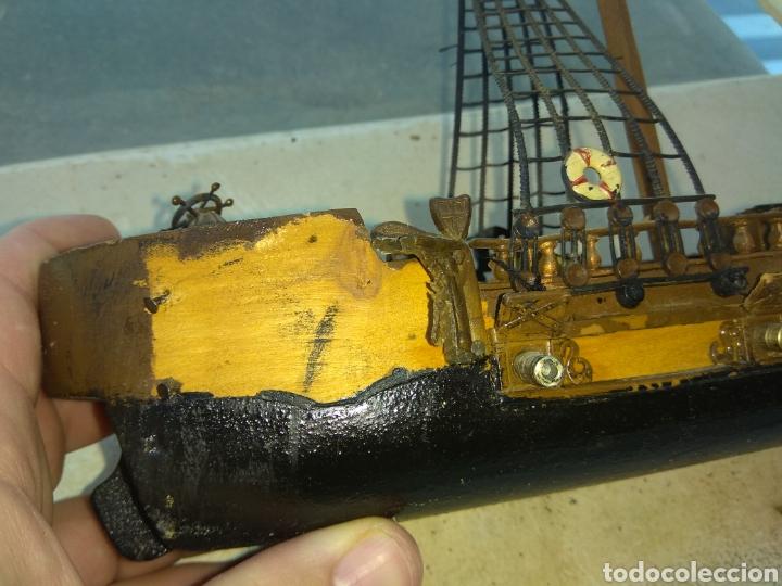 Maquetas: Barco - Galeón de Madera - Leer Descripción - - Foto 9 - 163404286