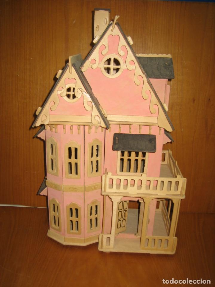 Maquetas: Maqueta de casa de muñecas - Foto 2 - 163934946