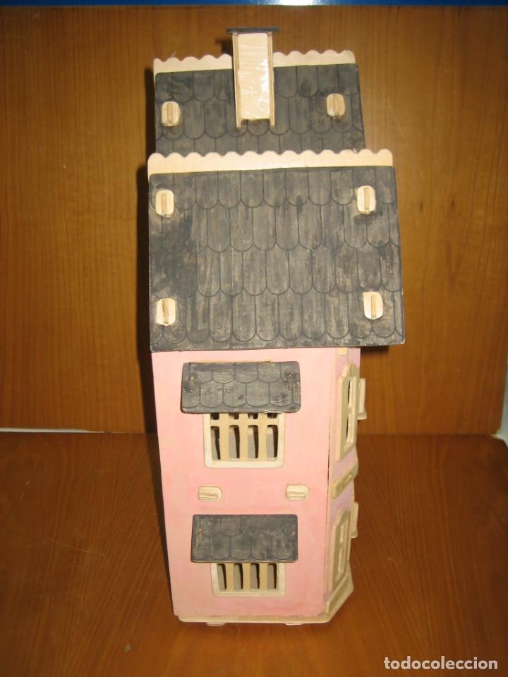 Maquetas: Maqueta de casa de muñecas - Foto 3 - 163934946