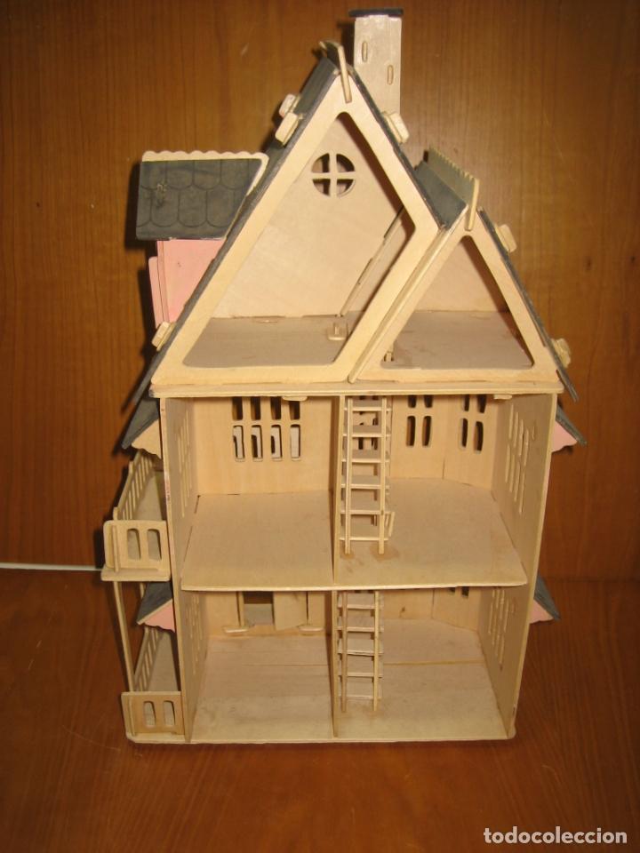 Maquetas: Maqueta de casa de muñecas - Foto 4 - 163934946
