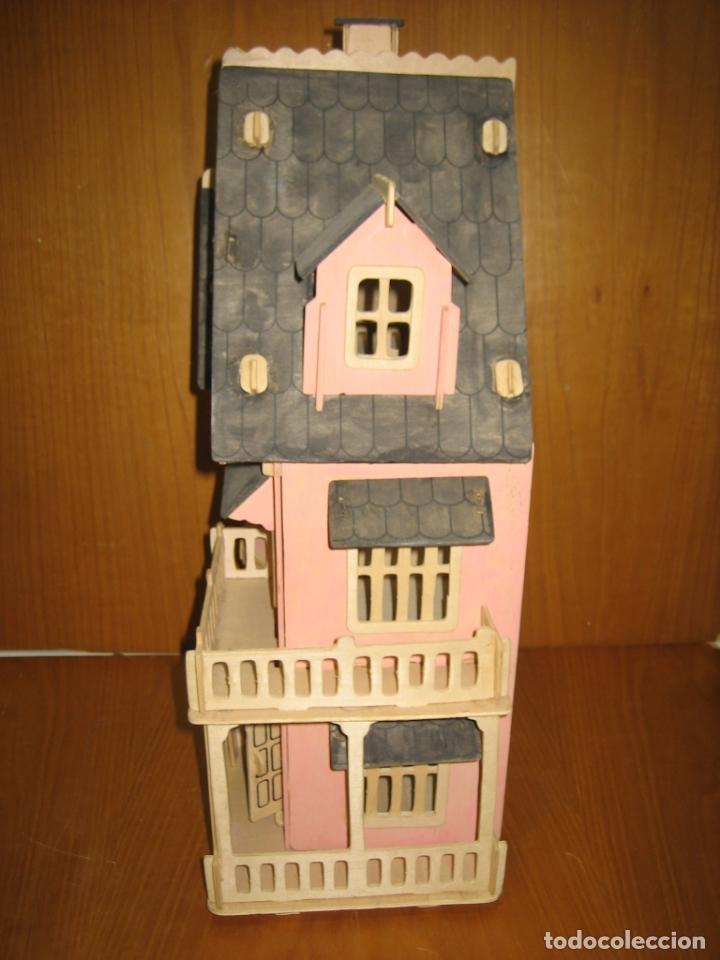 Maquetas: Maqueta de casa de muñecas - Foto 5 - 163934946