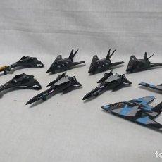 Maquetas: LOTE DE 11 AVIONES DE COLECCIÓN F-117 Y MÁS . Lote 164282546
