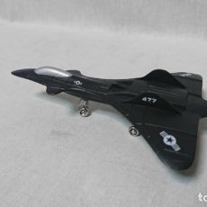 Maquetas: AVION F-19 STEALTH, RACING CHAMPIONS . Lote 164283802