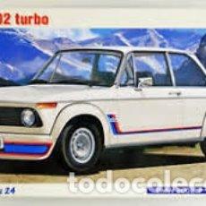Maquetas: HASEGAWA - BMW 2002 TURBO 1/24 HC-24. Lote 164324786