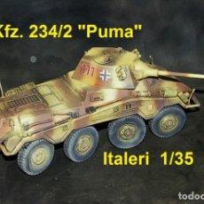 Maquetas: PUMA, ITALERI 1/35. Lote 164627938