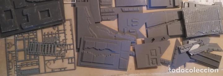 Maquetas: Lote 5 casas de miniart 1/35 para dioramas - Foto 7 - 165099682