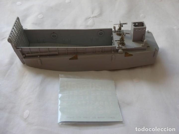 1/72 O 20MM LANCHA DE DESEMBARCO US. NAVY LCM (3) (Juguetes - Modelismo y Radiocontrol - Maquetas - Militar)