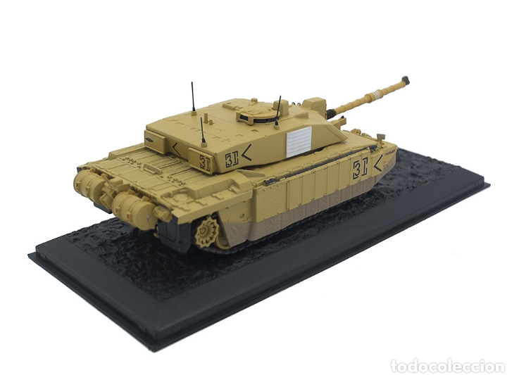 Maquetas: Challenger 2, 2nd Royal Tank Regiment, Sur de Irak, 2003, 1:72 - Foto 2 - 165641662
