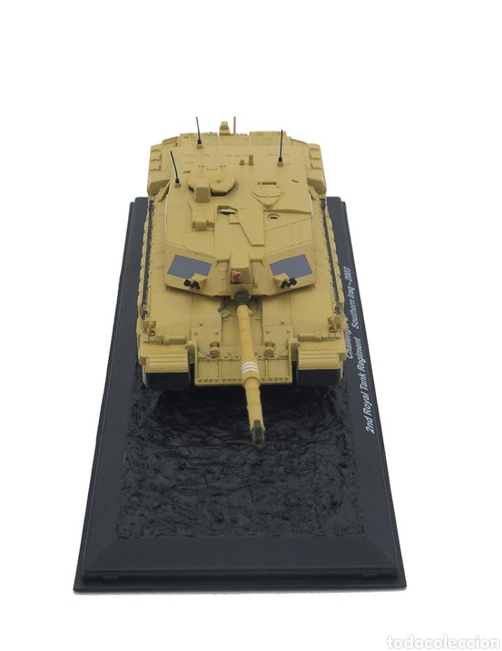 Maquetas: Challenger 2, 2nd Royal Tank Regiment, Sur de Irak, 2003, 1:72 - Foto 3 - 165641662