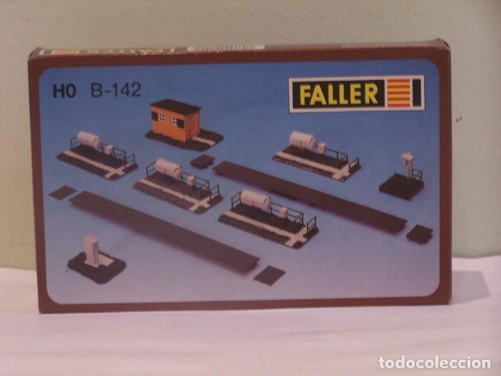 FALLER H0 INSTALACIÓN DE GAS PARA MONTAR REF.: B-142 (Juguetes - Modelismo y Radiocontrol - Maquetas - Construcciones)