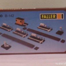 Maquetas: FALLER H0 INSTALACIÓN DE GAS PARA MONTAR REF.: B-142. Lote 165681510