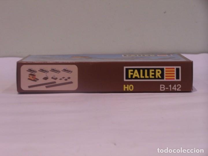 Maquetas: FALLER H0 INSTALACIÓN DE GAS PARA MONTAR REF.: B-142 - Foto 2 - 165681510