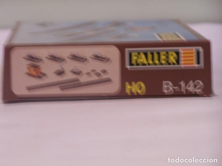 Maquetas: FALLER H0 INSTALACIÓN DE GAS PARA MONTAR REF.: B-142 - Foto 3 - 165681510