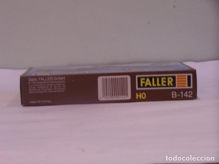 Maquetas: FALLER H0 INSTALACIÓN DE GAS PARA MONTAR REF.: B-142 - Foto 4 - 165681510