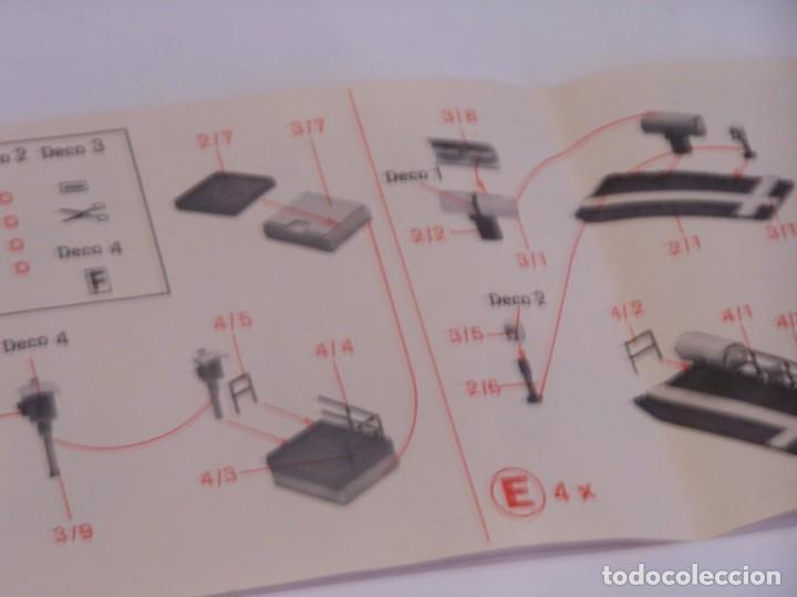 Maquetas: FALLER H0 INSTALACIÓN DE GAS PARA MONTAR REF.: B-142 - Foto 7 - 165681510