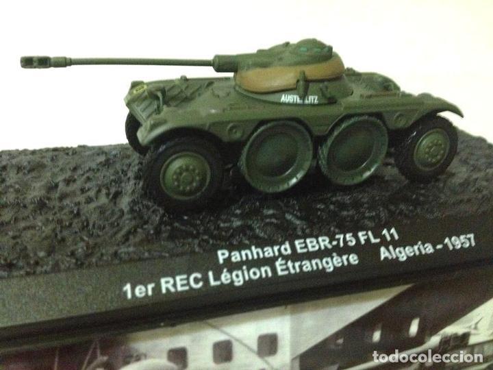 Char B 1bis Carros Combate Bienfay Francia 1940 WWII 1:72 Tanque Altaya Diecast